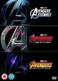 Avengers Collection 1-3