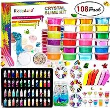 Best crystal slime toy Reviews