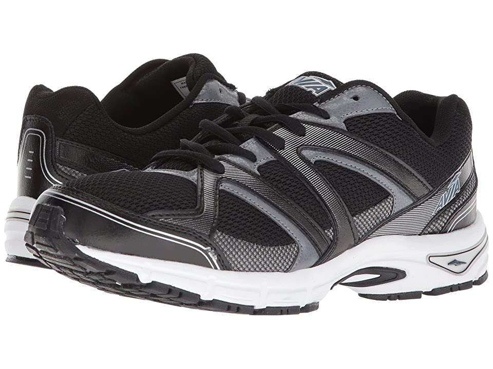 Avia Avi-Execute II (Black/Metallic Iron Grey/Chrome Silver) Men