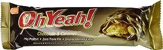 Oh Yeah! - Oh Yeah Chocolate Caramel, 3oz 12 bars