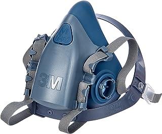 3M Siliconen halfmasker serie 7500 maskerlichaam 7502 GR M