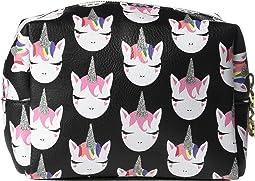 Ms Gwen Printed Cosmetic Bag