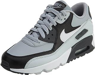 online retailer 13990 0366b Nike Air Max 90 Leather (Kids)