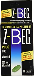 Z-Bec Tablets, 60 Tabs by