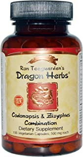 Codonopsis and Zizyphus (Tian Wang Bu Xin Dan) Dragon Herbs 100 Caps