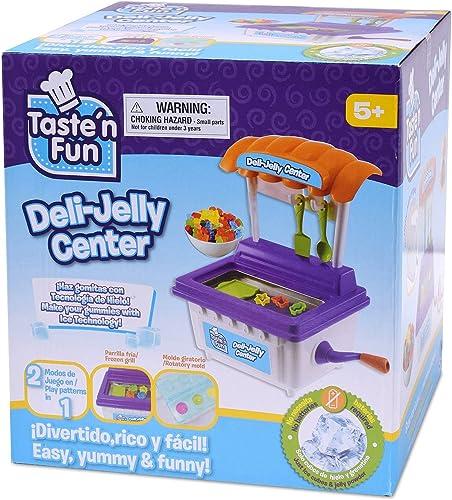 selección larga Taste'n Fun Deli-Jelly Center Kit by Taste'n Taste'n Taste'n Fun  ¡No dudes! ¡Compra ahora!