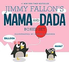 Jimmy Fallon's MAMA and DADA Boxed Set