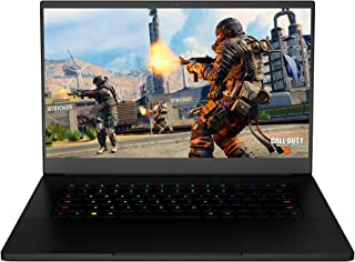 "Razer Blade 15: World's Smallest 15.6"" Gaming Laptop - 144Hz Full HD Thin Bezel - 8th Gen Intel Core i7-8750H 6 Core - NVIDIA GeForce GTX 1070 Max-Q - 16GB RAM - 512GB SSD - Windows 10 - CNC Aluminum"