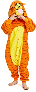 NEWCOSPLAY Christmas Tigger Pajamas Cosplay Onesies Costume