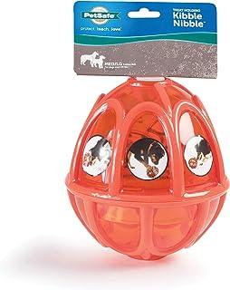 PetSafe Sportsmen Kibble Nibble Feeder Ball Pet Chew Toy