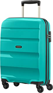American Tourister Bon Air - Spinner 55 cm, 31.5 liters, Cabin Luggage, Deep Turquoise