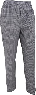 Premier Unisex Pull-on Chefs Trousers/Catering Workwear (Pack of 2)