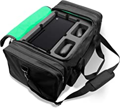 CASEMATIX Protective Travel Case Compatible with Xbox Series X & S Console, Controllers, Games and Other Accessories - Xbo...