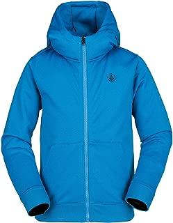 Boys' Big Grohman 280g Hydrophobic Hooded Fleece Sweatshirt