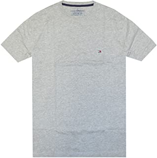 Wing Tip Crew Neck Short Sleeve Flag Logo T-Shirt