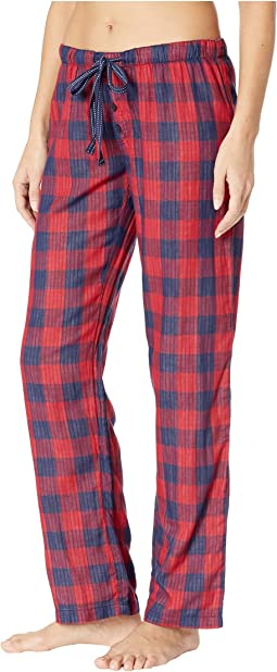 Winter Escape Plaid Pants