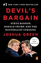 Devil's Bargain: Steve Bannon, Donald Trump, and the Nationalist Uprising (English Edition)