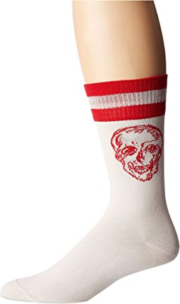 Graffiti Skull Socks