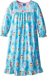 Amazon.com  Elsa - Nightgowns   Sleepwear   Robes  Clothing 8e2ad9e34