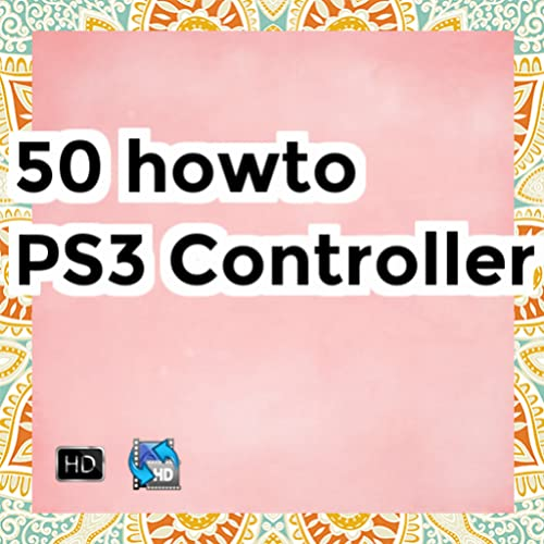 50 howto PS3 Controller