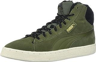 [プーマ] Mens 1948 mid Suede Fashion Sneakers