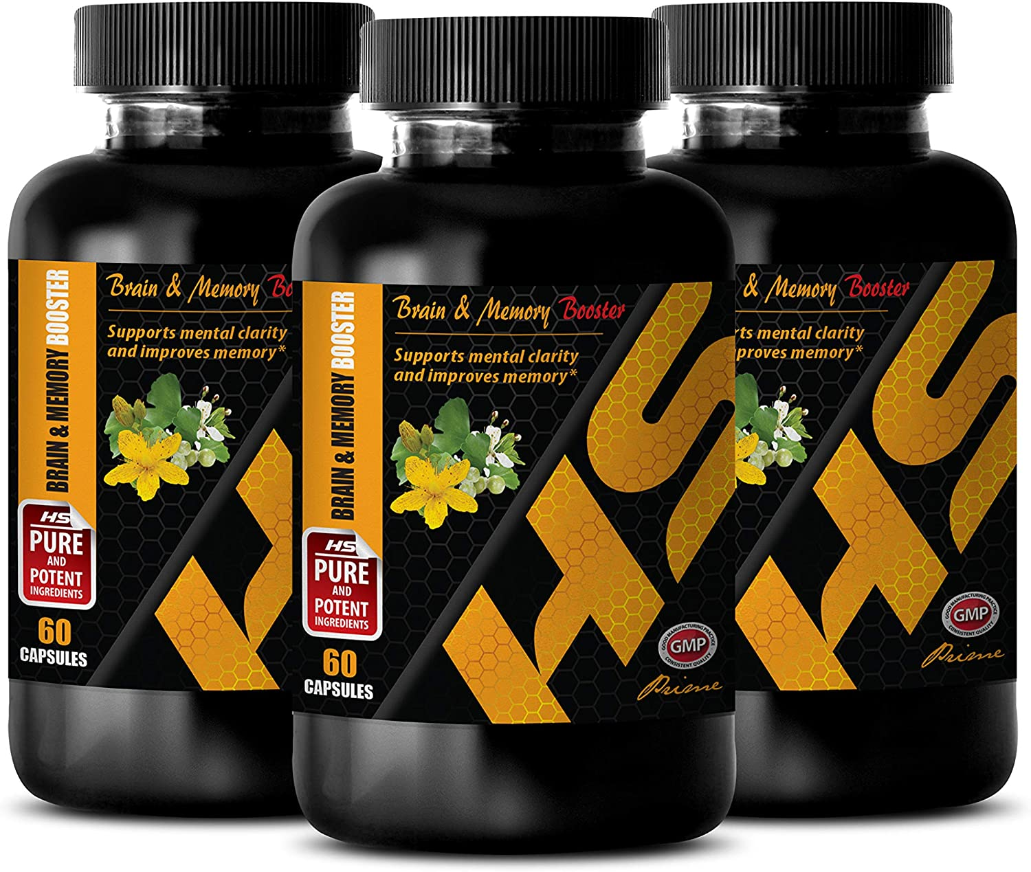 Keep Calm Stress Max Denver Mall 55% OFF Support - Brain Booster Ginkgo and Memory bil