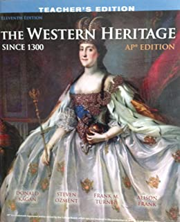 The Western Heritage Ap Edition Since 1300