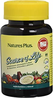 Nature´s Plus Source of Life Multivitamínico - 60
