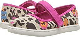 TOMS Kids Mary Jane (Infant/Toddler/Little Kid)