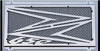 "cache Grille de radiateur inox Kawasaki Z650 2017/>18 /""Logo/"" grillage alu"