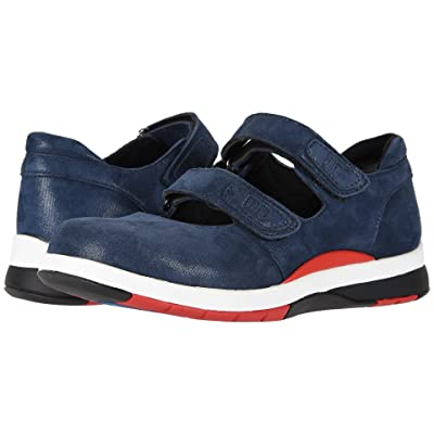 Drew Discovery (Blue Microdot Leather) Women