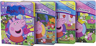 Peppa Pig - Little First Look and Find 4 Book Set - PI Kids