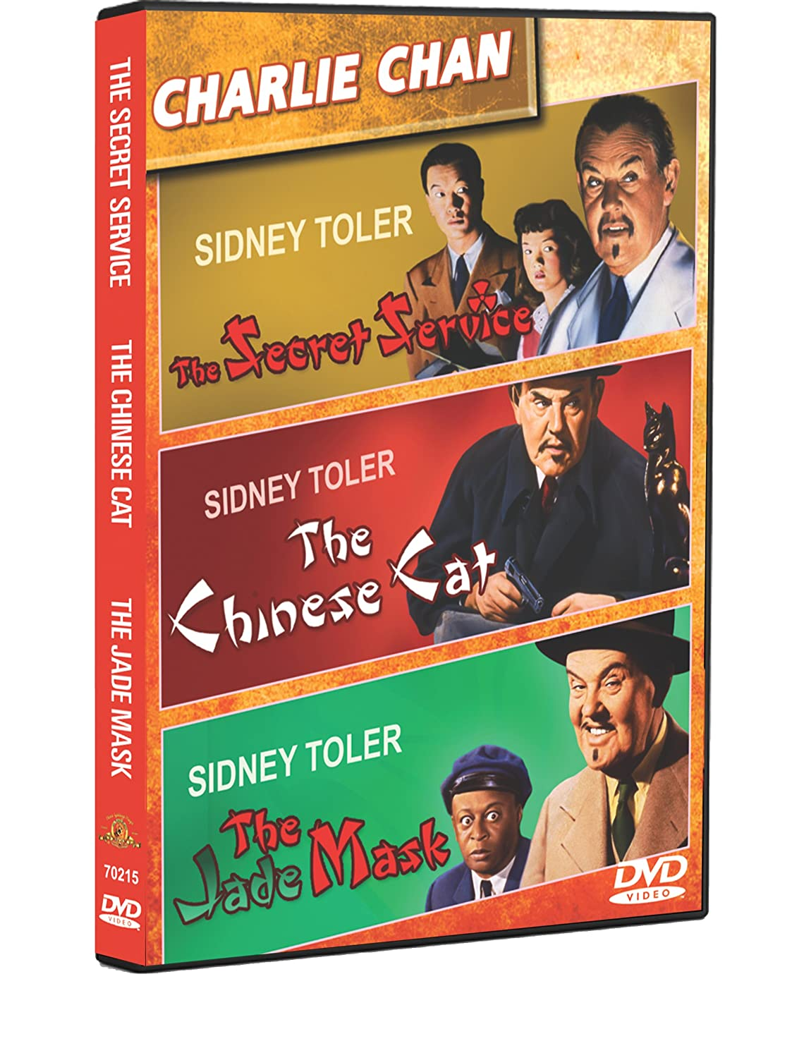 Charlie Chan: In the price Secret Service Mas 2021 new Jade Chinese Cat The