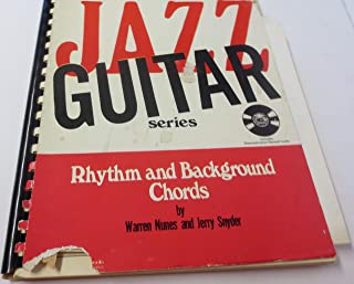 Jazz Guitar Series: Rhythm and Background Chords