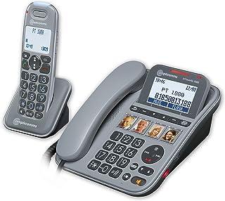 Suchergebnis Auf Für Amplicomms Festnetztelefone Voip Zubehör Elektronik Foto