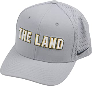 Mens Classic 99 The Land Snapback One Size Grey/White 889511-007