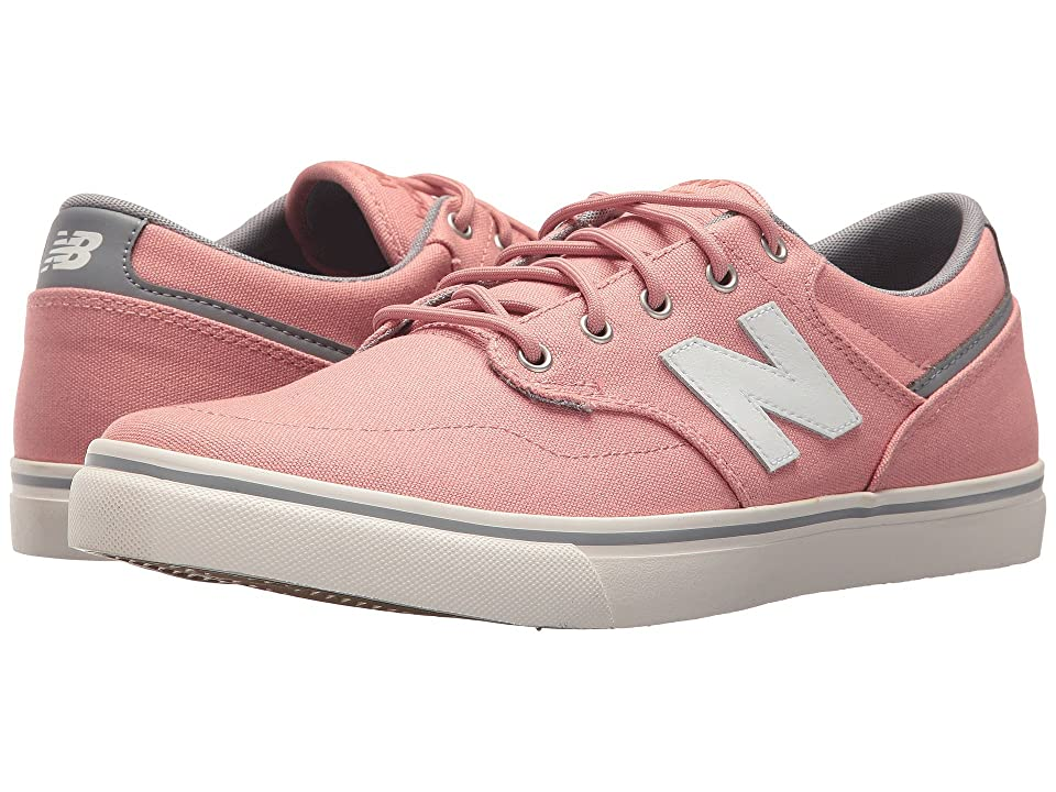 New Balance Numeric 331 (Rose/White) Men's Skate Shoes, Pink