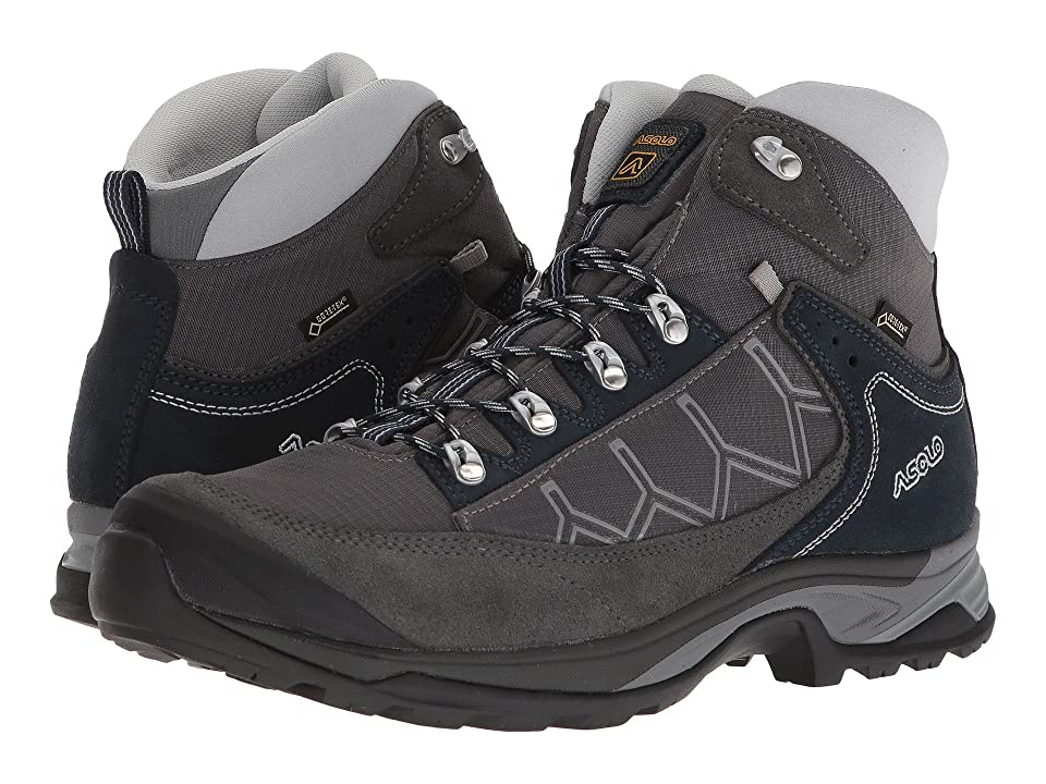 Asolo Falcon GV MM (Graphite/Graphite/Blueberry) Men