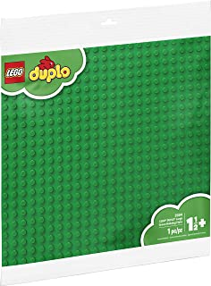 LEGO Duplo Creative Play Large Green Building Plate 2304 Building Kit (1 Piece)