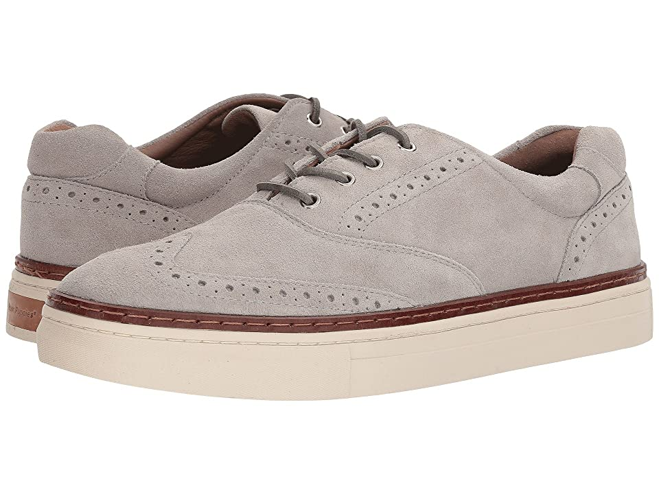 Hush Puppies Fielding Arrowood (Cool Grey Suede) Men