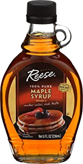Reese Pure Maple Syrup, 8-Ounces