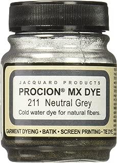 Jacquard Procion MX Dye 19g, Neutral Grey