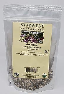 Comfrey Root C/S Organic -Symphytum officinale, 4 Oz