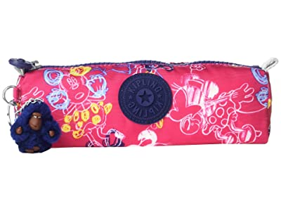 Kipling Minnie Freedom Pouch (Doodle Pink) Wallet