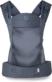 Beco Soleil Baby Carrier - Grey (includes bag and hood)