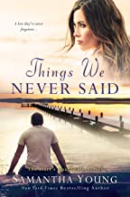 Things We Never Said: A Hart's Boardwalk Novel