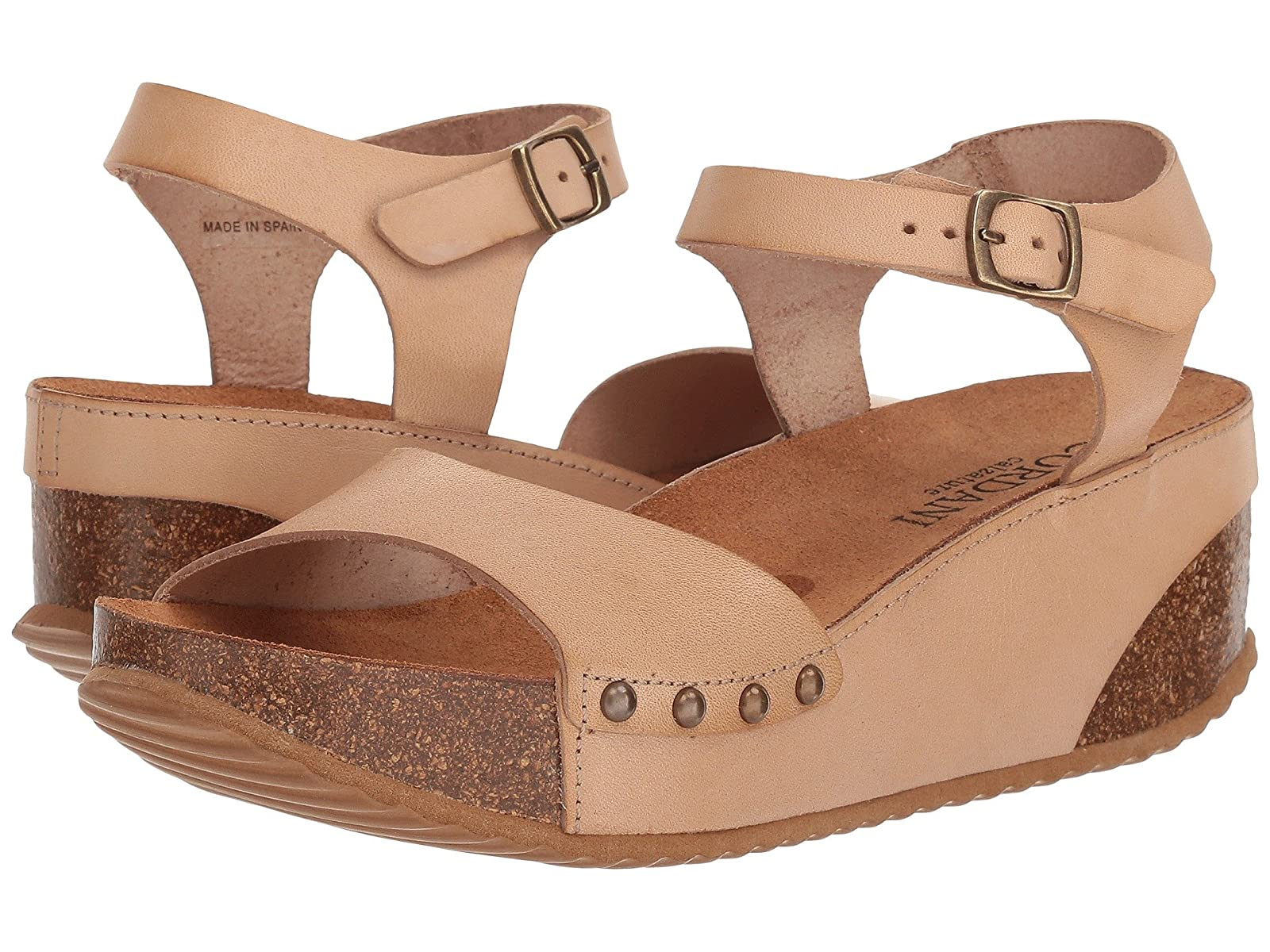 Cordani MackieAtmospheric grades have affordable shoes