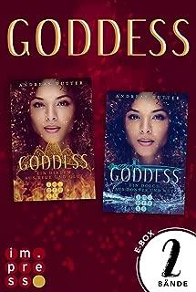 Goddess: Alle Bände der romantischen Reihe in einer E-Box! (German Edition)