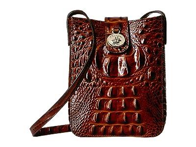 Brahmin Marley (Pecan) Handbags