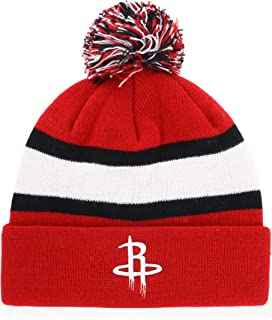 b49bcef1f4903 OTS NBA Adult Men s NBA Rush Down Cuff Knit Cap with Pom